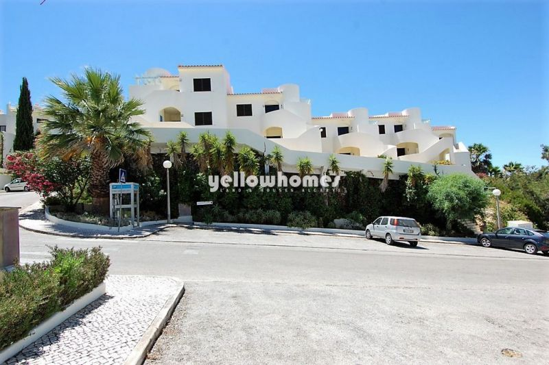 Attractive 2-bed apartments set on a Popular Resort walking distance to Carvoeiro beach